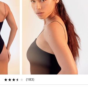 Urban outfitters bungee straps bodysuit